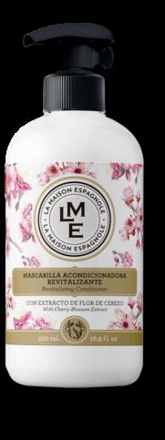 La Maison Espagnole | Cuidado Personal | Mascarilla Acondicionadora Revitalizante Flor de Cerezo | Innovación y Creación de Fragancias y Cosmética| Magasalfa