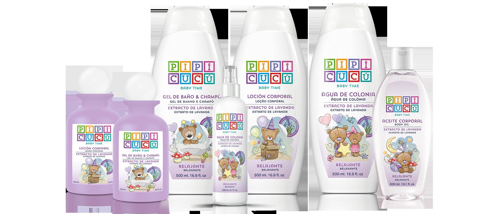 Pipí Cucú Lavanda | Cuidado para bebés | Magasalfa | Innovación y Creación de Fragancias y Cosmética
