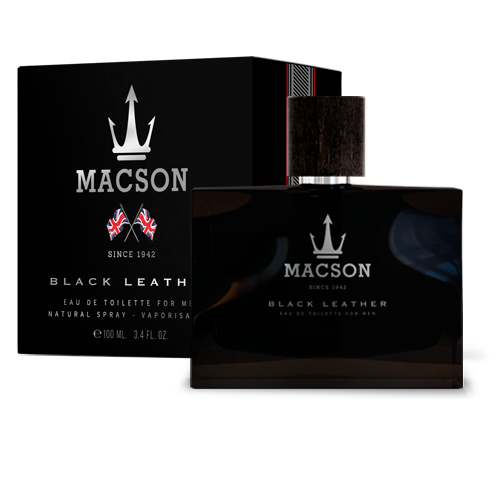 Macson-Black-Leather-Magasalfa-Plegable-Frasco